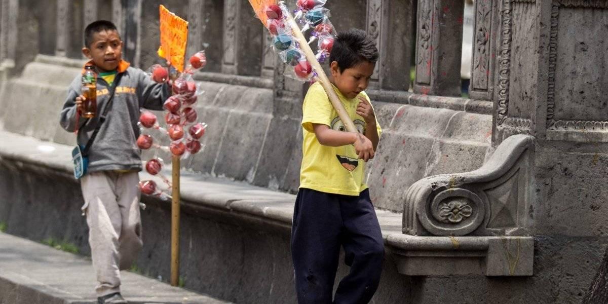 Trabajo infantil: 3.2 millones de niñas y niños trabajan en México