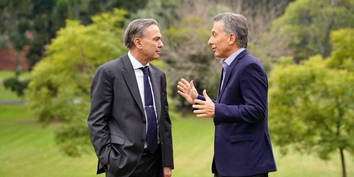 """""""Ya estamos pensando en octubre"""": los motivos que llevaron a Macri a elegir un compañero de fórmula peronista"""