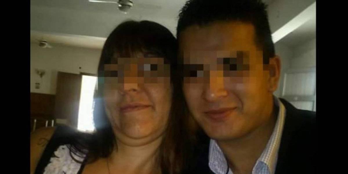 Le mandó fotos con las manos atadas y los ojos vendados: simuló su secuestro y le pidió un millonario rescate a su esposa
