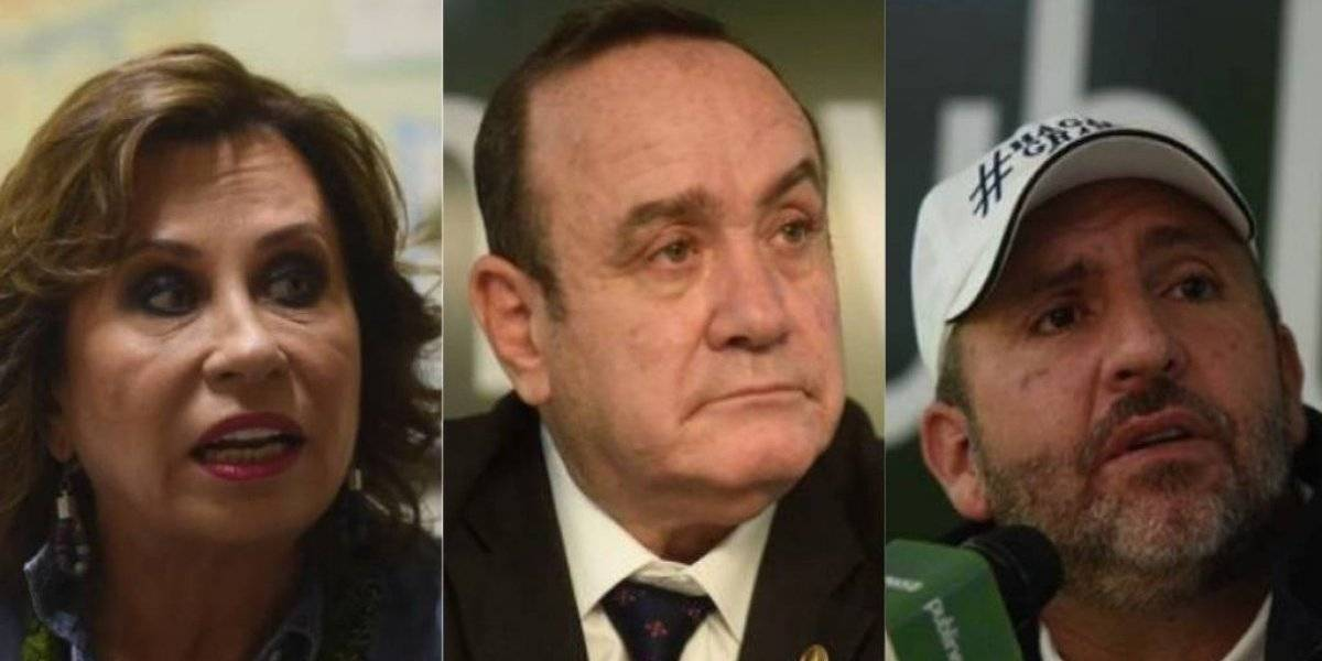 Sandra Torres lidera la última encuesta electoral