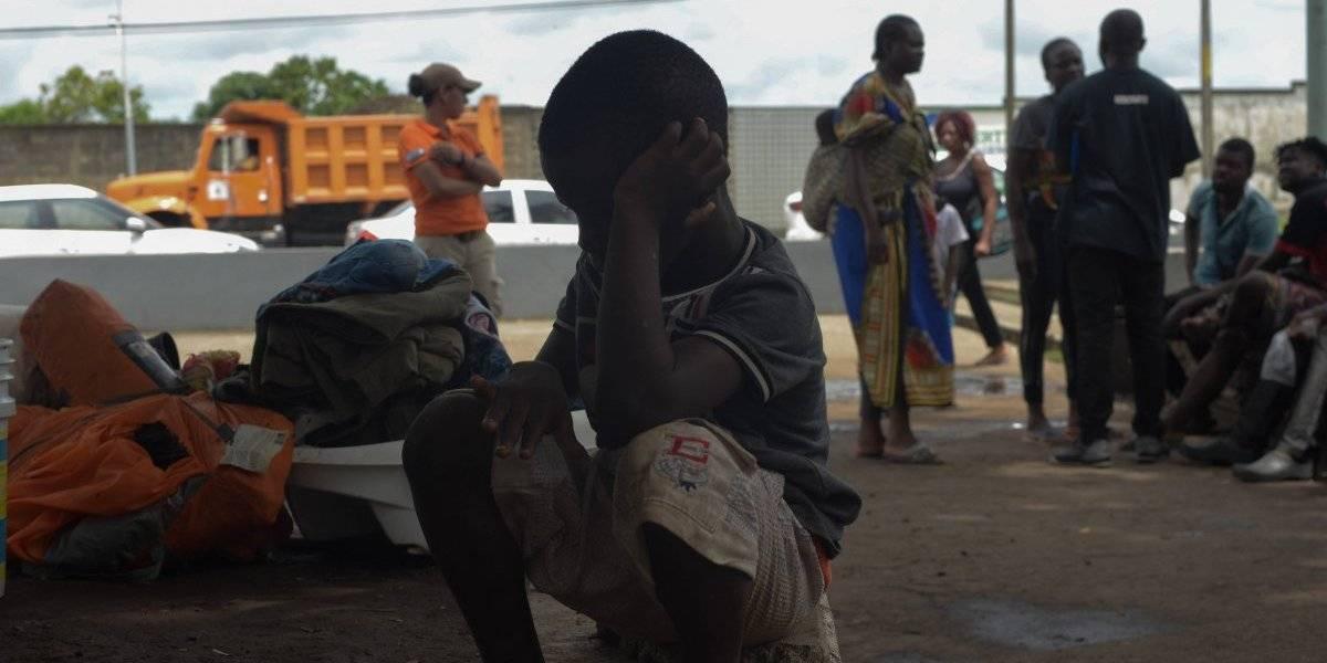 Crecen 53% los casos de menores migrantes detenidos en México