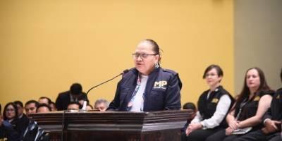 MP presenta plan operativo por elecciones generales 2019