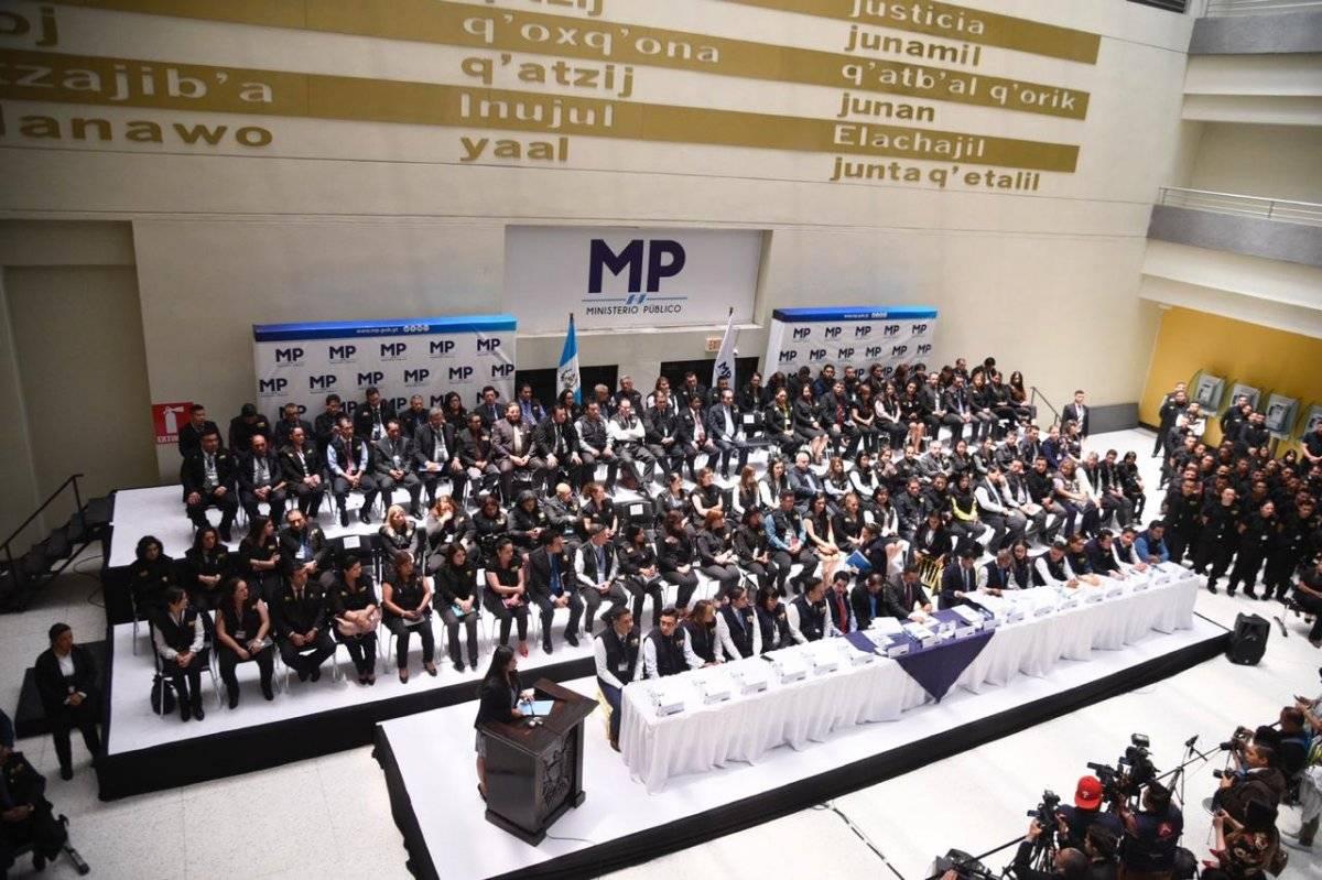 MP presenta plan operativo por elecciones generales 2019 Herlindo Zet