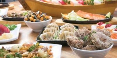Flying Sushi: Rodízio japonês por R$ 57,90 |