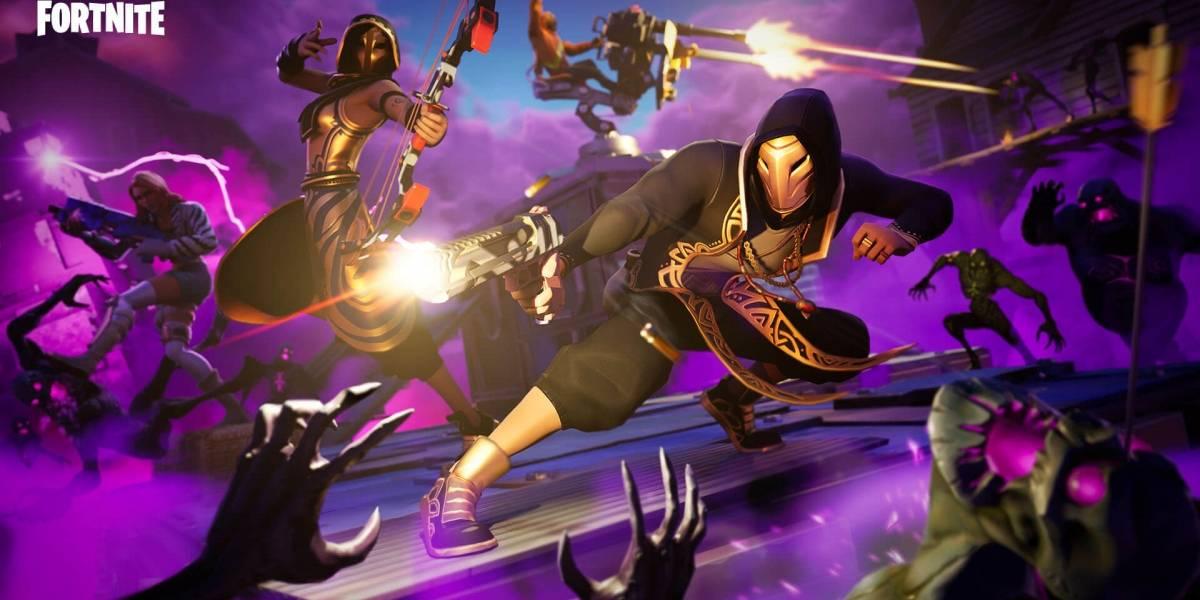 Battle Royale: Epic Games acaba de liberar nova atualização para Fortnite