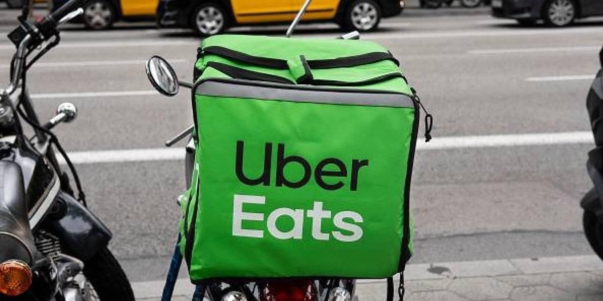 """Una comida """"a la altura"""": Uber Eats entregará la comida a domicilio con drones"""