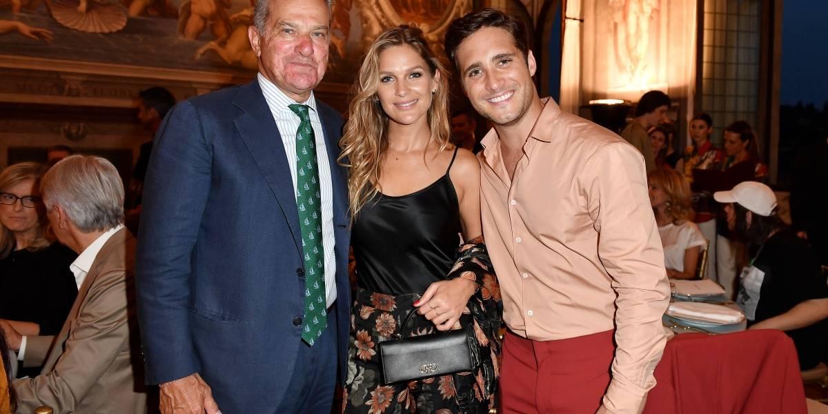 Mayte Rodríguez y Diego Boneta debutan como pareja en importante evento — Fotos