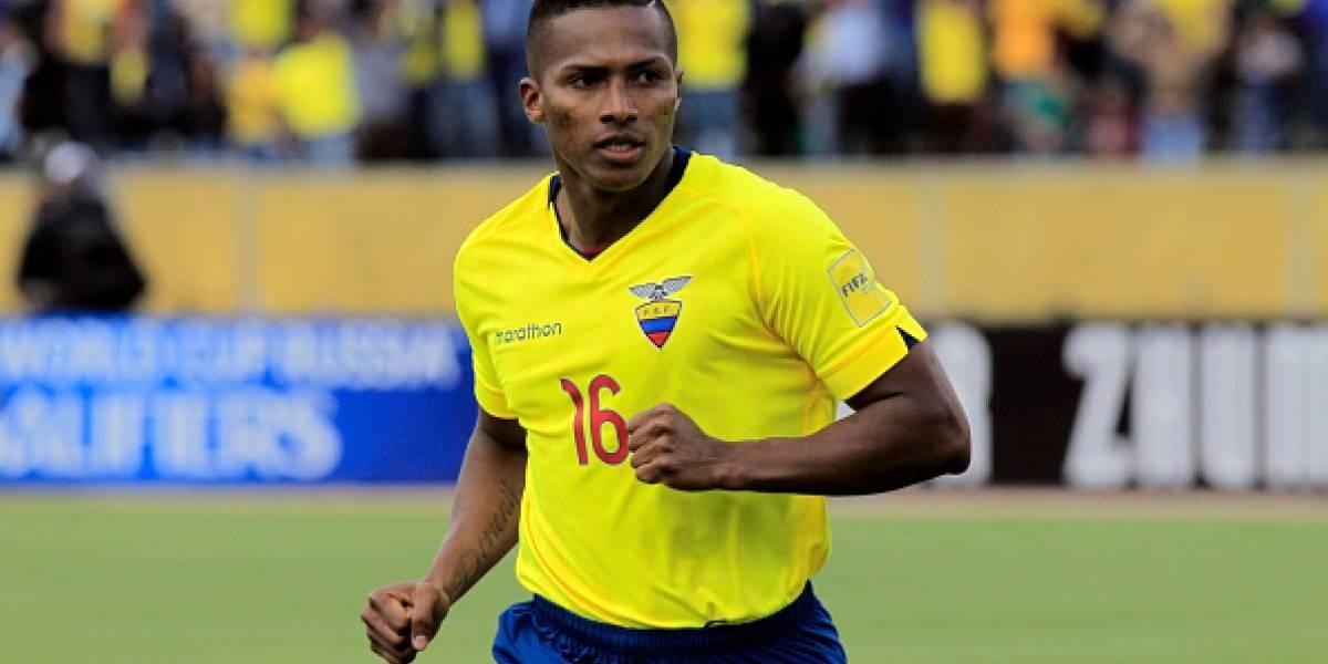 Esteban Paz no confirmó que Antonio Valencia sea el nuevo refuerzo de Liga de Quito