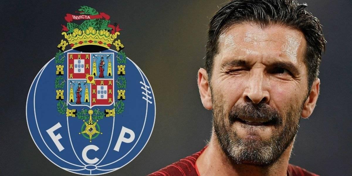 Buffon podría llegar al Porto del mexicano 'Tecatito' Corona