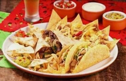 Guacamole: Combo com tacos, nachos, quesadillas e burritos por R$ 49,90 | Divulgação