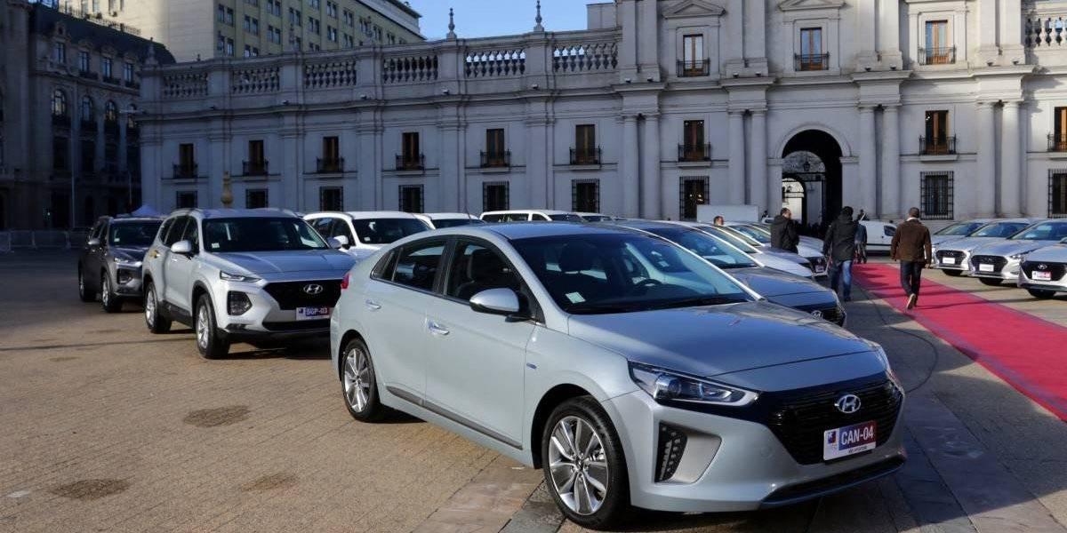 Hyundai pondrá la flota de traslado para la cumbre del Apec