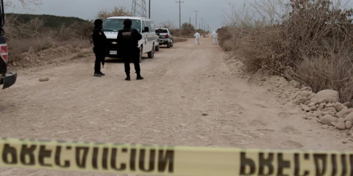 Minimiza estado violencia en  Nuevo León, tras racha de 10 muertos