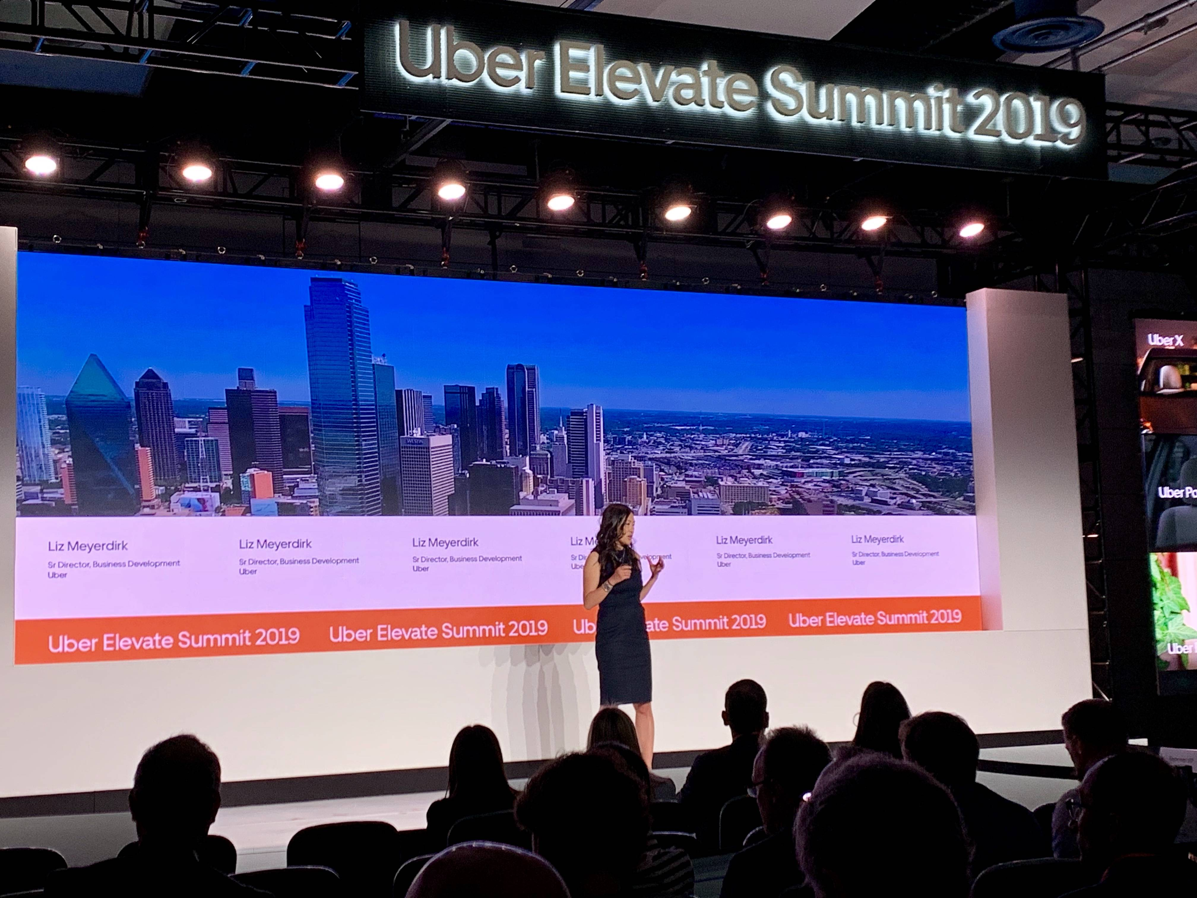 Uber anuncia sistema de entrega de comida con drones
