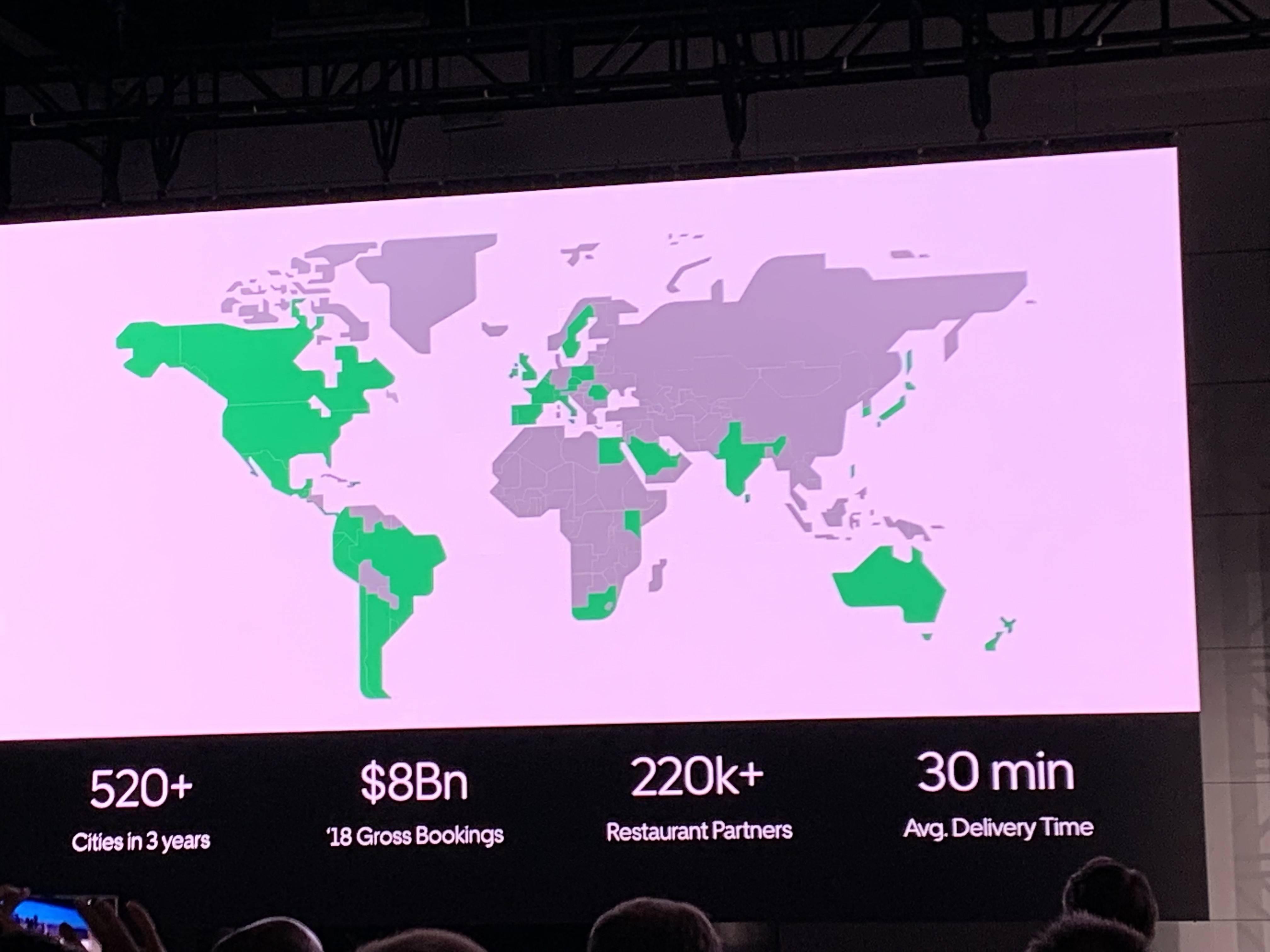 Uber confirma que comenzará a ofrecer comida rápida con drones