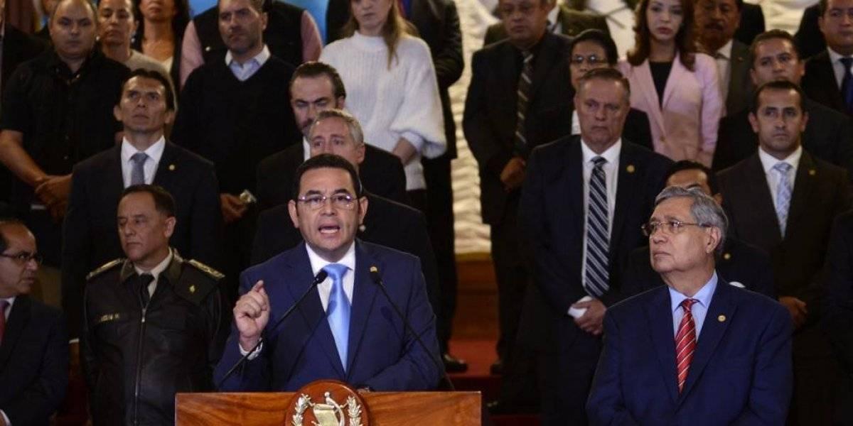 Senadores de EE. UU. piden que nuevo presidente renueve la CICIG