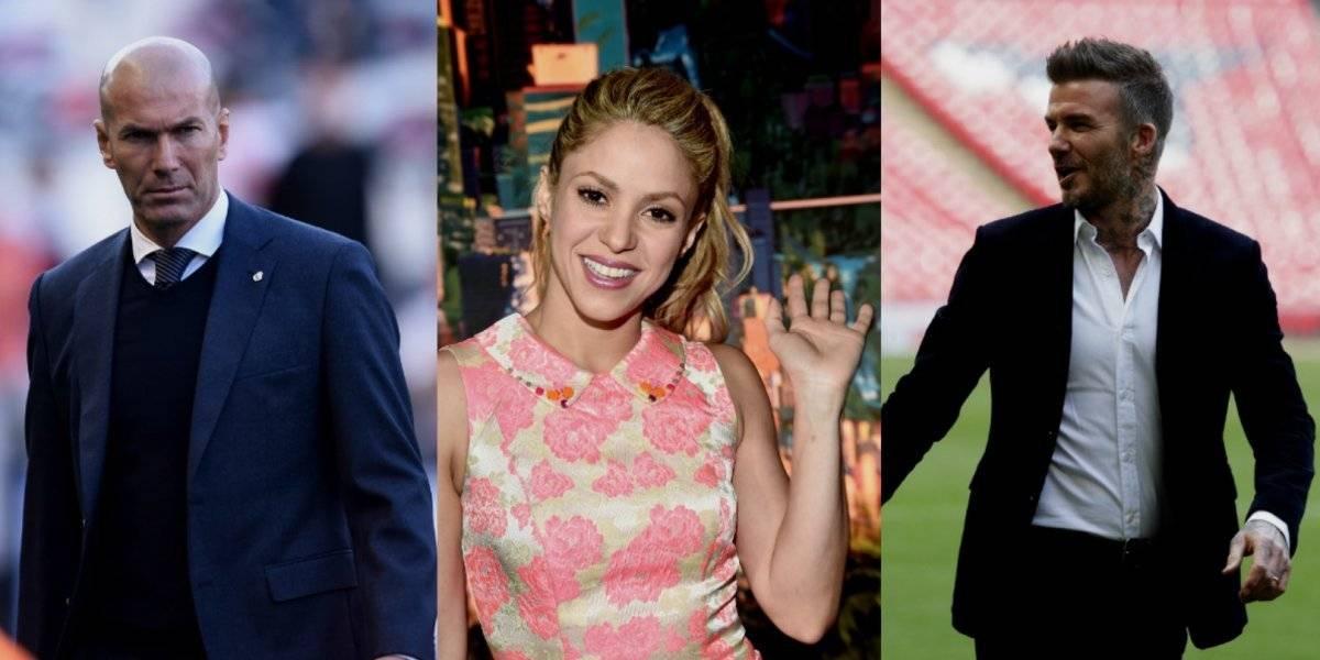 Las lista de celebridades que asistirá a la boda de Sergio Ramos