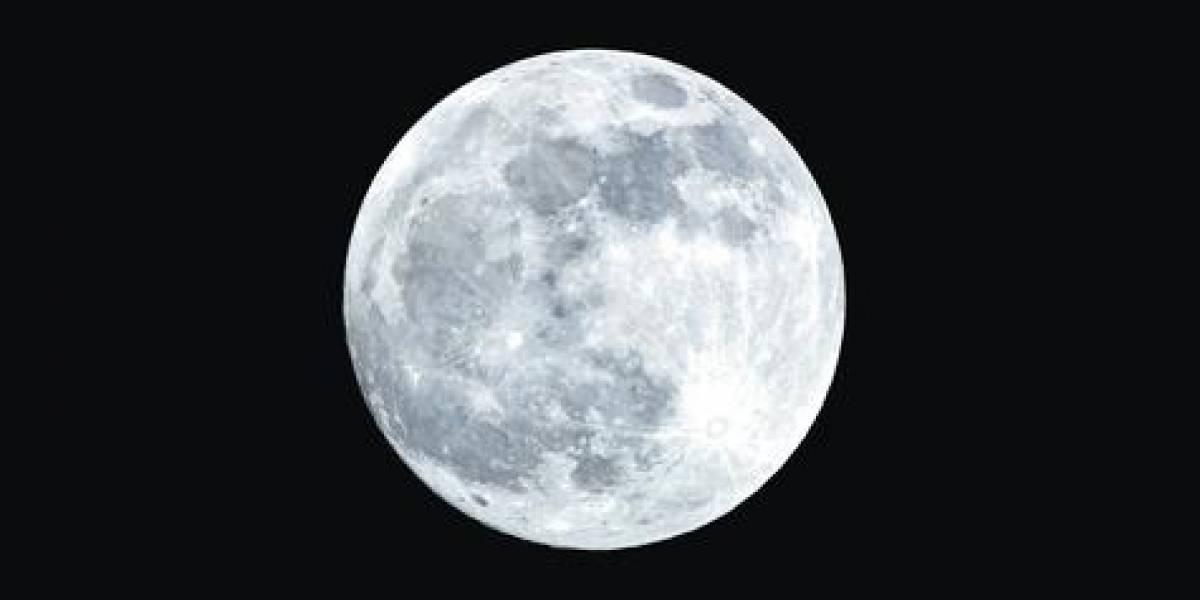 Detectan enorme masa metálica en la cara oculta de la Luna
