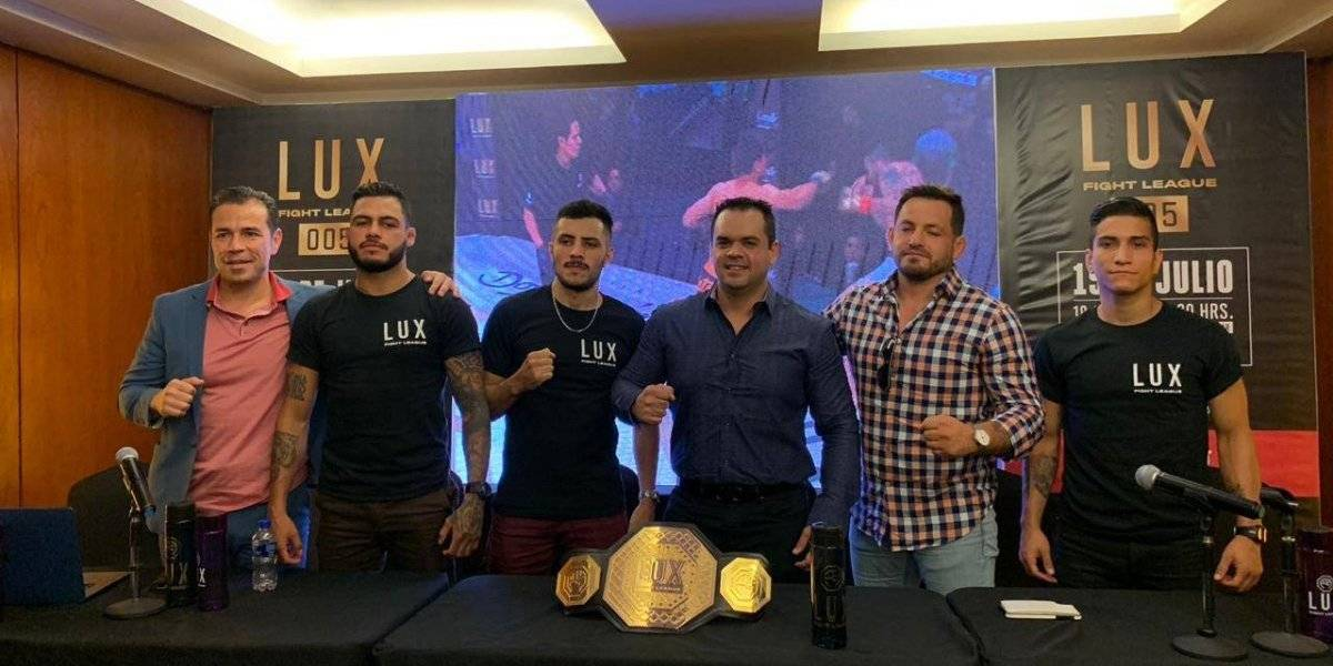 Lux Fight League presenta su quinta edición