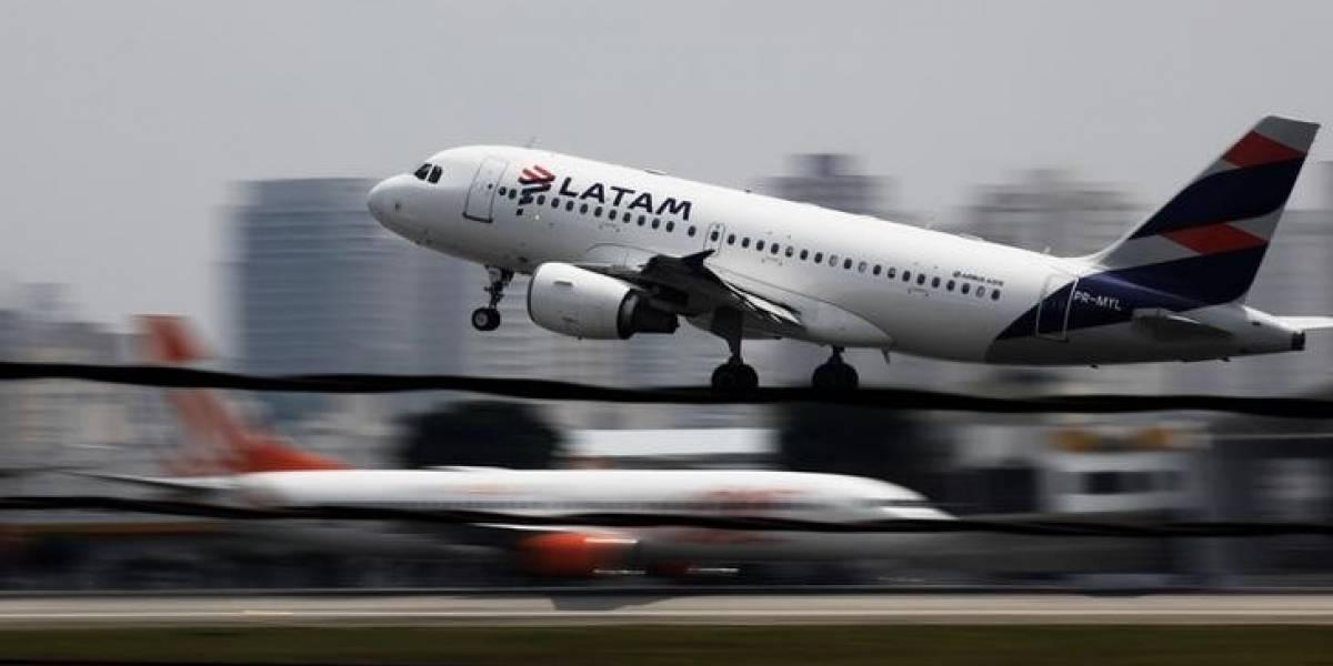 Demanda por voos domésticos no Brasil recua 91% no mês de maio