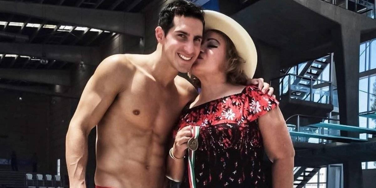 Mamá de Rommel Pacheco rompe el llanto tras exclusión de su hijo en Panamericanos
