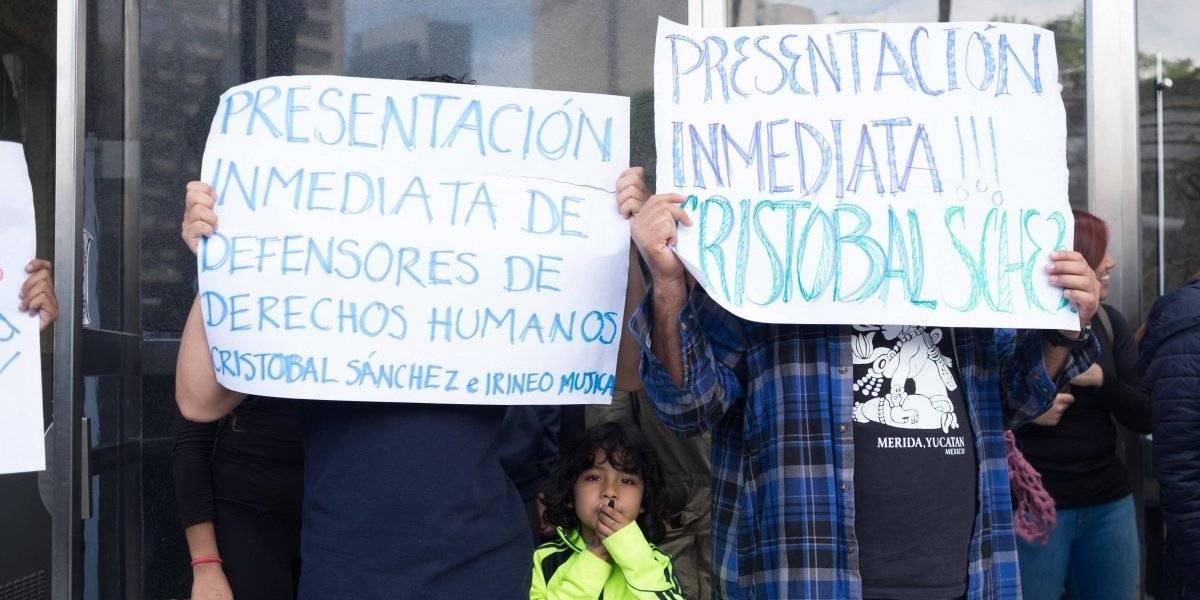 Liberan a defensores de migrantes en Chiapas