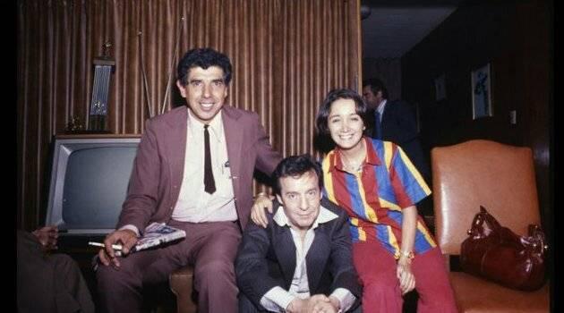 María Antonieta y Chespirito