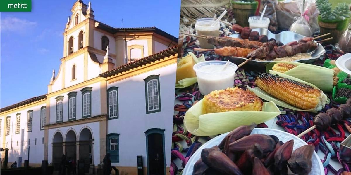 Com quase 250 de história, Mosteiro da Luz faz festa junina pela primeira vez