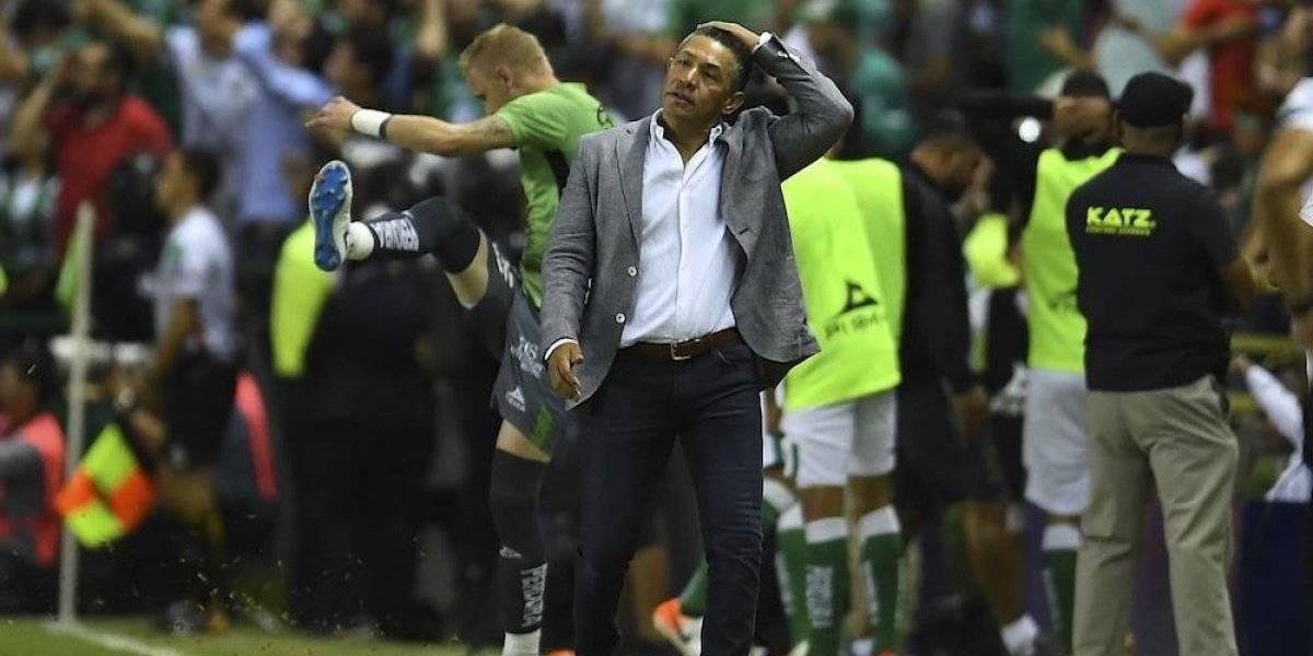 León anuncia renovación del DT Nacho Ambriz de una forma muy peculiar