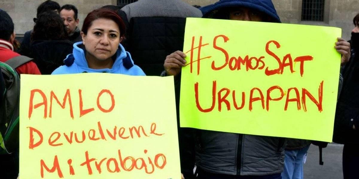 AMLO despidió a 10 mil burócratas en 4 meses