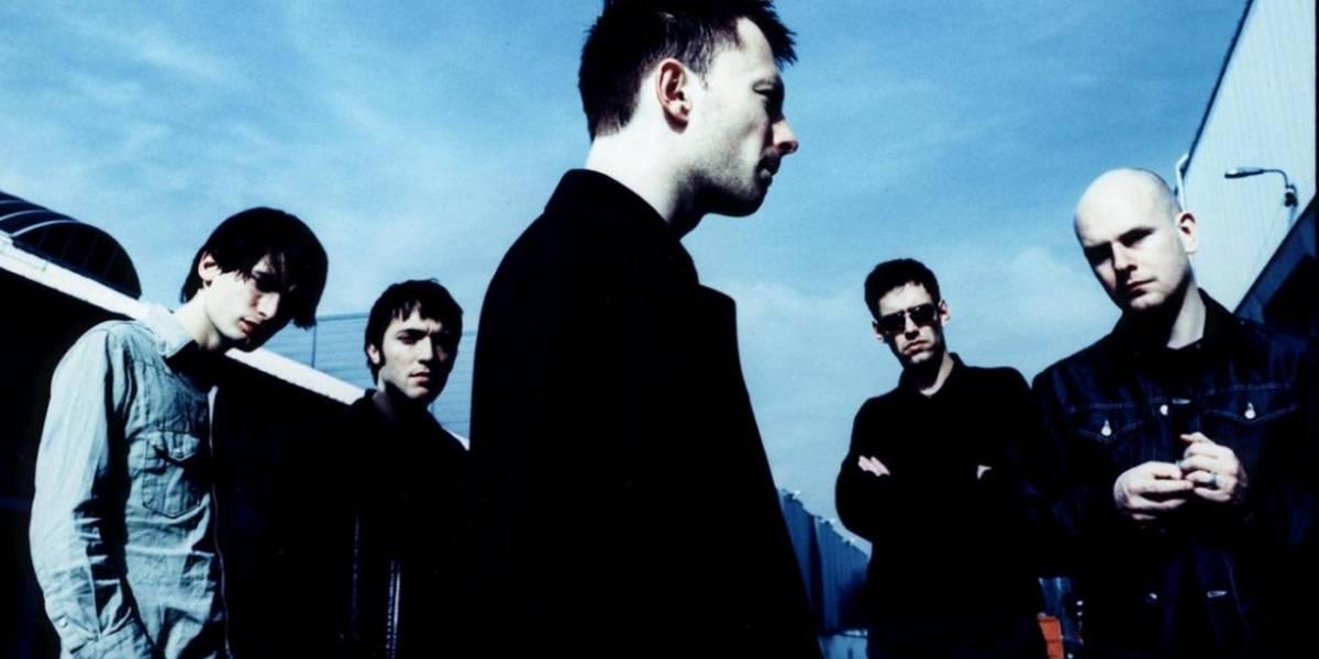 Hackean a Radiohead y roban material inédito de OK Computer