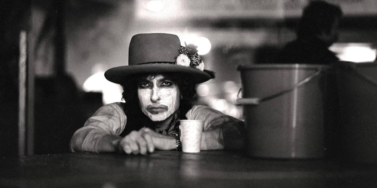 Turnê inusitada de Bob Dylan inspira documentário de Martin Scorsese que chega à Netflix