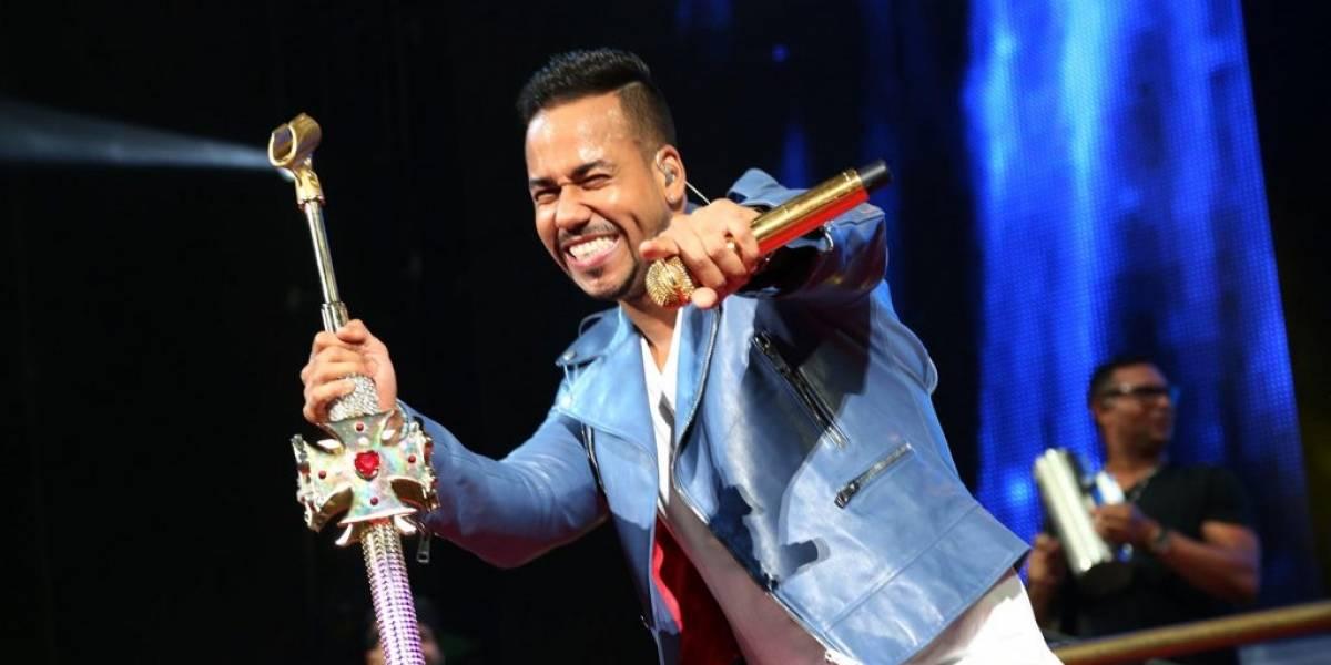Romeo Santos se prepara su gran concierto en el estadio MetLife de NY