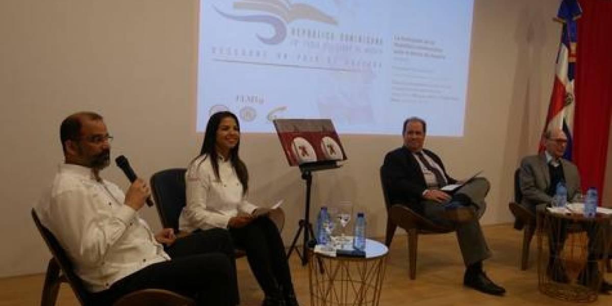 """Libro """"Sabores ancestrales"""" fue presentado en la """"Feria del Libro de Madrid"""""""