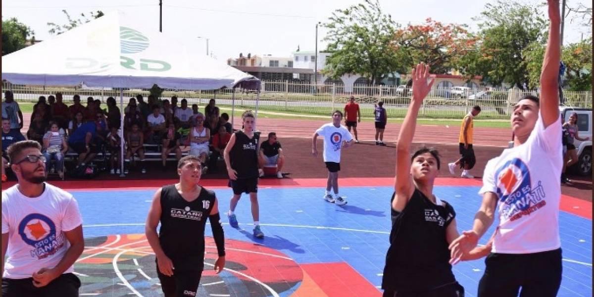 Exitoso inicio del baloncesto 3x3 en los Juegos de Puerto Rico