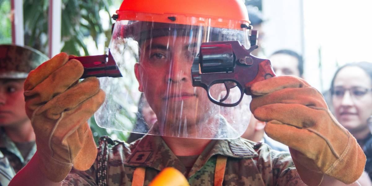 México sube un puesto en el Índice de Paz Global 2019