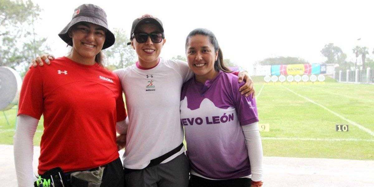 Equipo femenil de tiro con arco pierde oportunidad de clasificar a JO