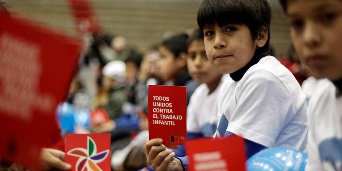 Sanciones superaron los $346 millones: multas por trabajo infantil en Chile caen 31% en 2018