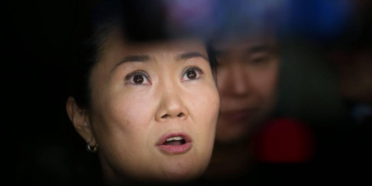 Keiko Fujimori pide salir de la cárcel por miedo a contraer COVID-19