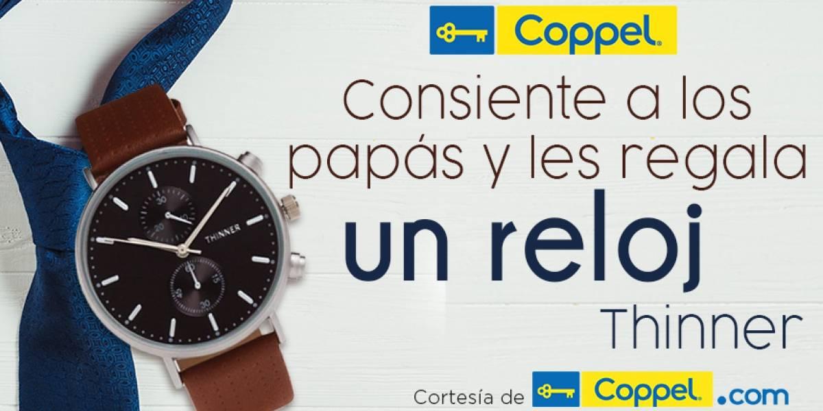¡Gana! un reloj Thinner