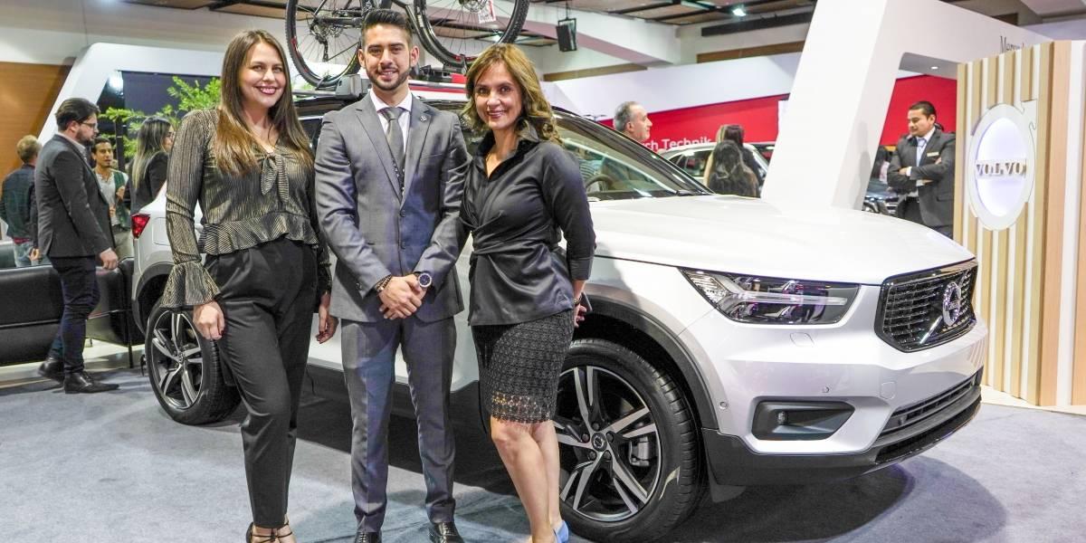 Volvo Car Ecuador estuvo presente en el Euroshow 2019