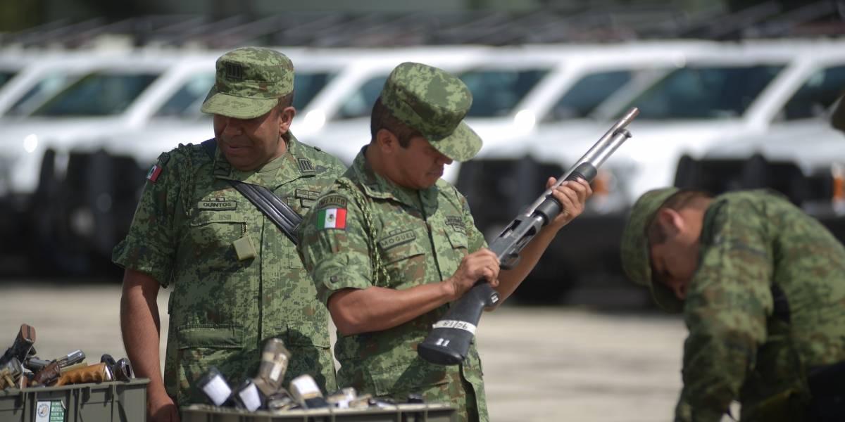 Agreden a militares en Querétaro tras evitar saqueo a tren