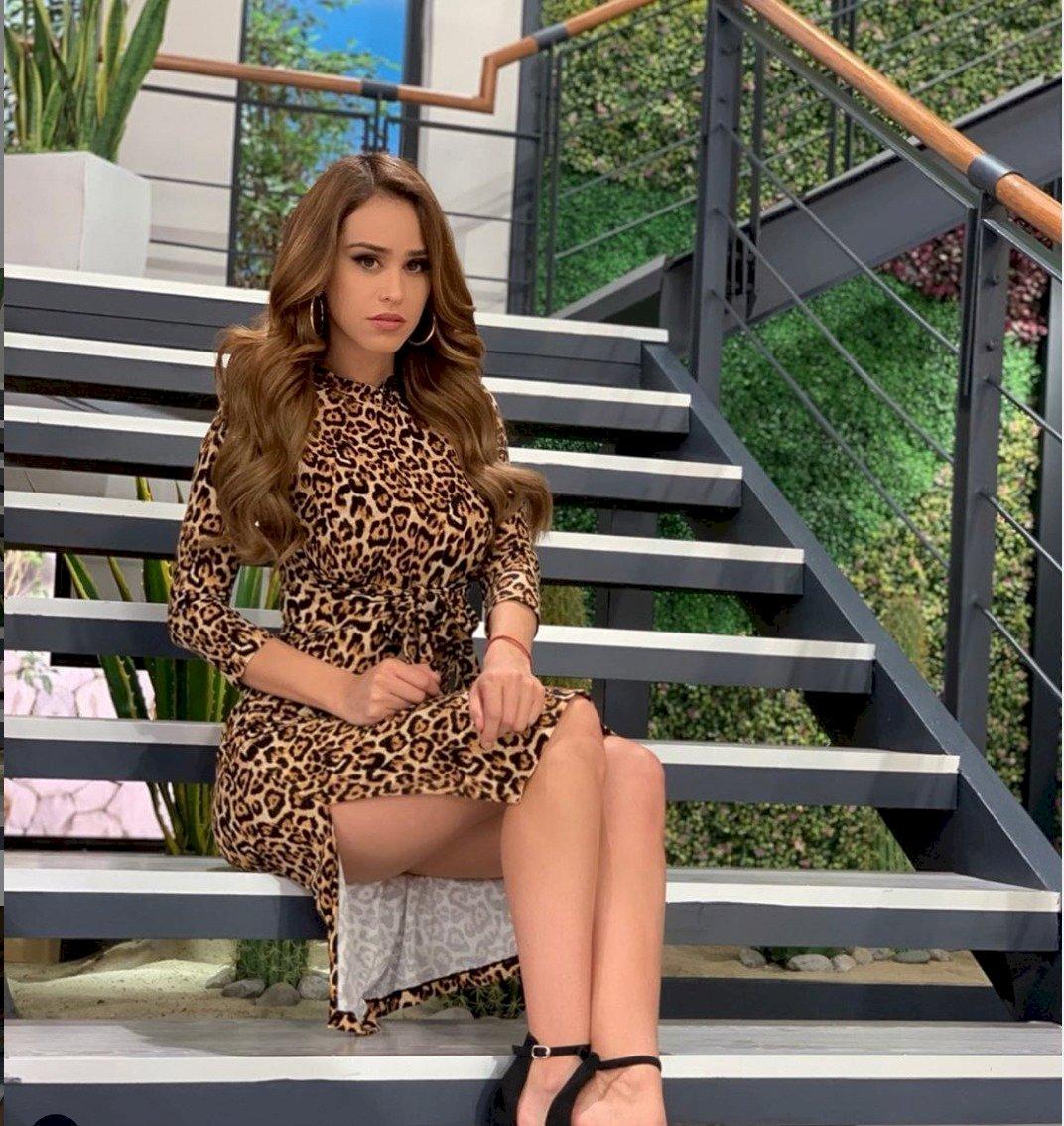 Yanet Gracía cuenta con 10.6 millones de seguidores en Instagram Instagram