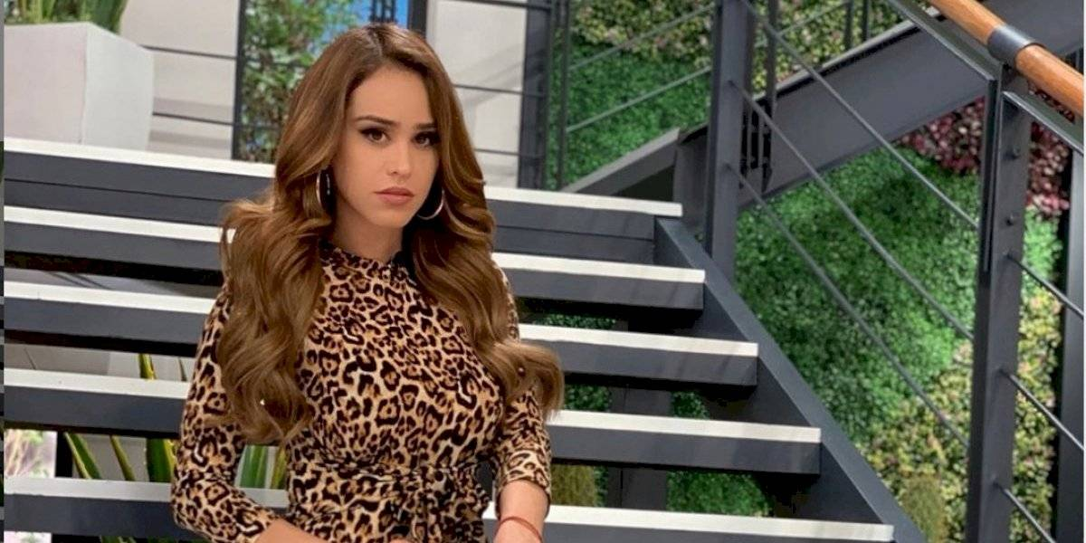 Hackean a Yanet García e invitan a ver su video sexual