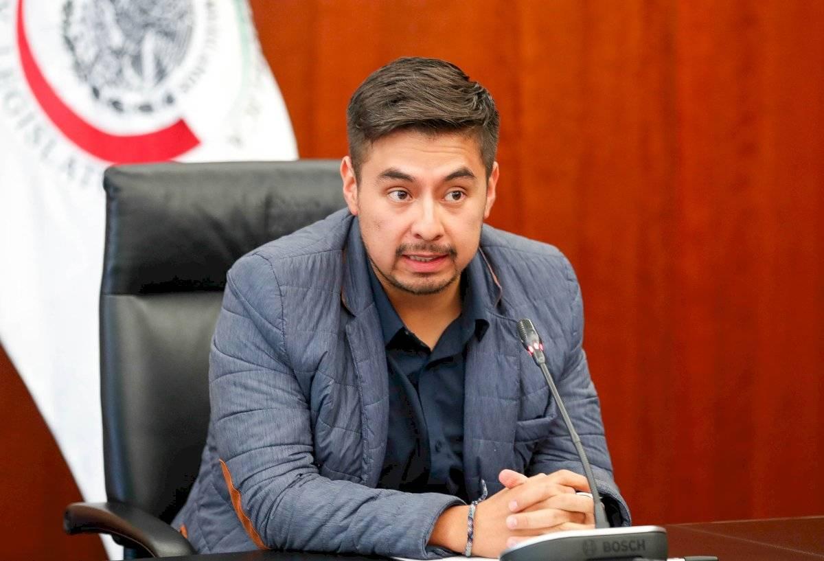Martí Batres. Foto: Senado de la República