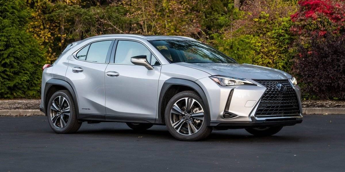 Prueba de manejo: Lexus UX 2019