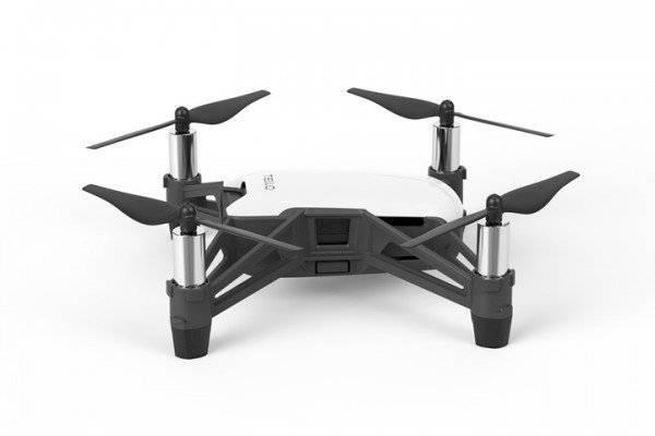 Dron Tello Cortesía
