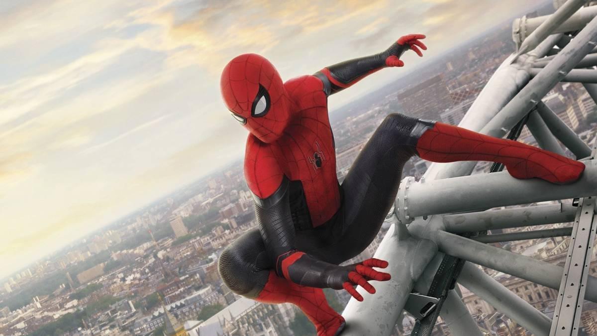 """¿Quién creó el nuevo traje de Spiderman en """"Lejos de Casa"""" sino fue Tony Stark? Internet"""