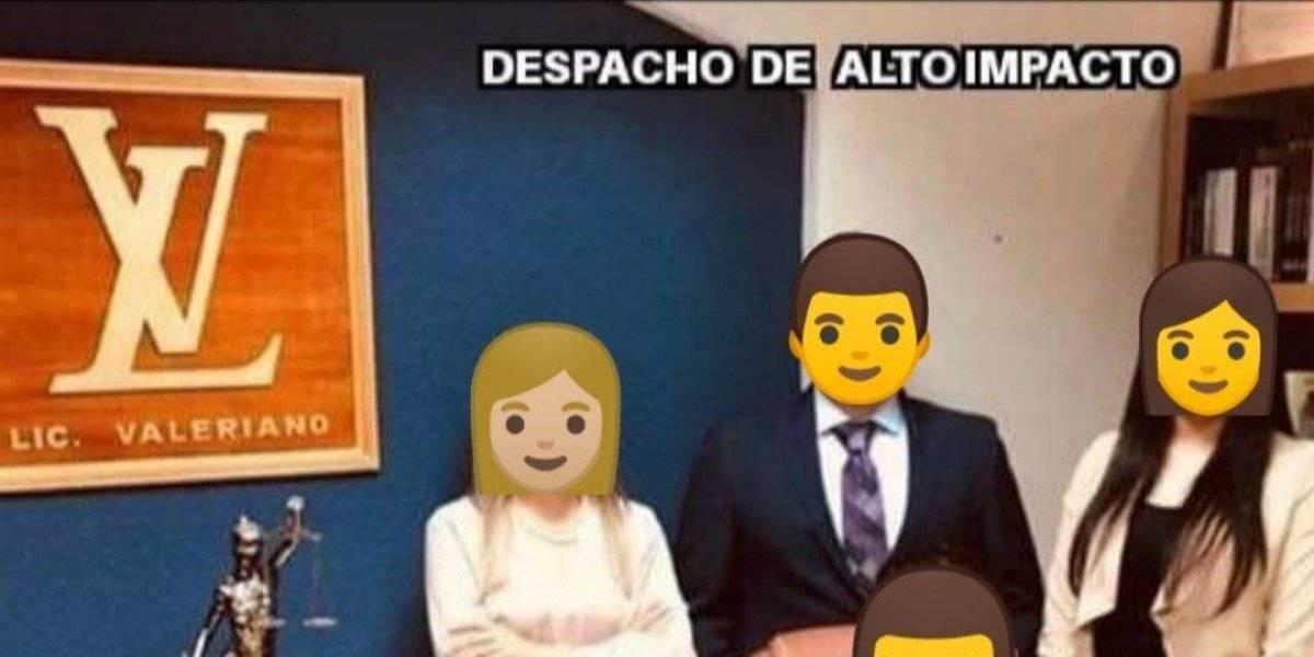 Licenciado Valeriano, el abogado que saltó a la fama impulsado por memes
