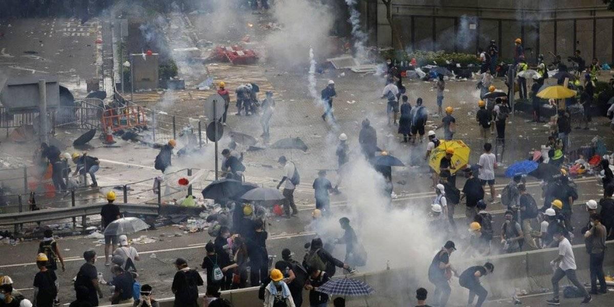 Ley de extradiciones desata la crisis en Hong Kong y provoca violentos enfrentamientos y decenas de heridos