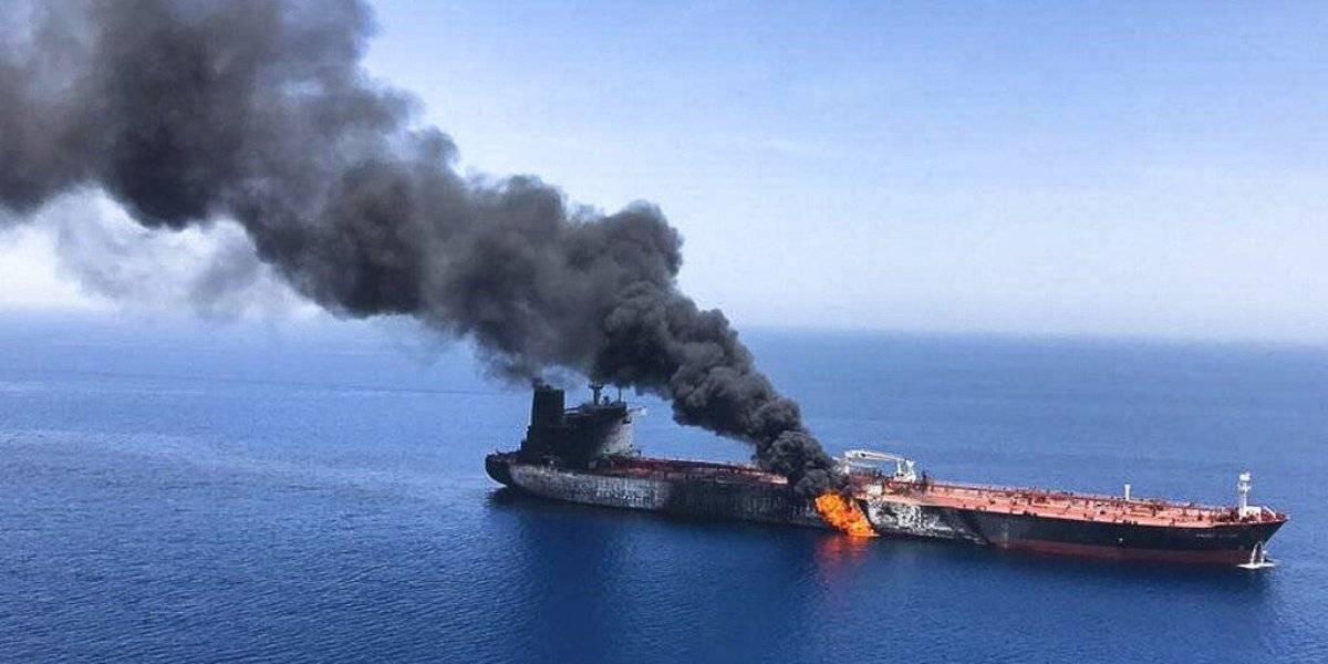 Alerta máxima: Estados Unidos acusa a Irán de estar detrás del ataque a dos petroleros y eleva la tensión en el Golfo Pérsico